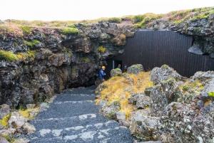 Iceland: Lava Caving Small Group Adventure