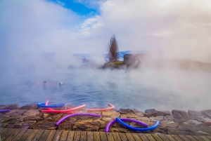 Iceland Secret Lagoon, Dinner and Northern Lights Hunt