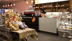 Kaffitár Coffee Shops