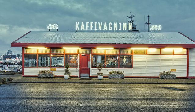 Kaffivagninn - the Coffee-Wagon
