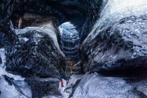 Katla Ice Cave and Super Jeep Tour from Reykjavik/Vik
