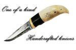 Knife maker - Palli Kristjansson
