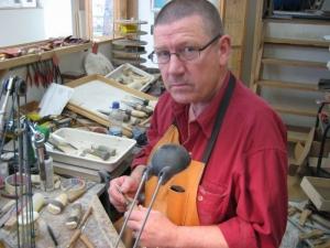Palli - The knifemaker himself