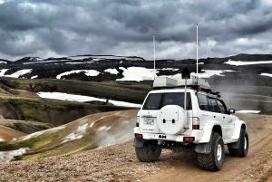 Landmannalaugar Jeep Tour