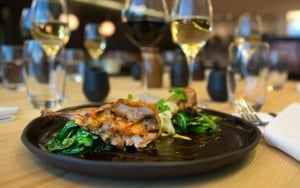 Fine Dining and Fine Wine - it doesn't get much better than this!
