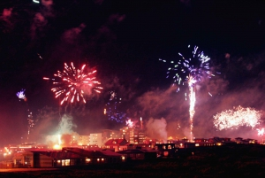 New Year's Eve Celebrations in Reykjavik 5-Hour Tour