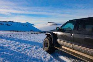 Private Full-Day Jeep Tour from Reykjavik