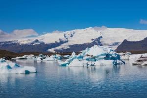 Private Glacier Lagoon: Jökulsárlón