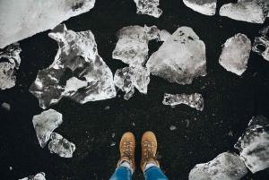 Private Jökulsárlón Glacier Lagoon & Dakota Plane Wreck Tour