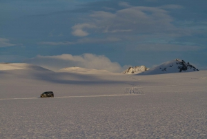 Private Landmannalaugar & Hekla Super Jeep Tour