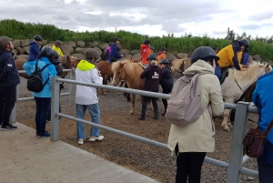 Reykjavik: 1-Hour Red Lava Riding Tour