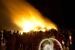 Reykjavik 3-Hour New Year's Eve Bonfire Tour