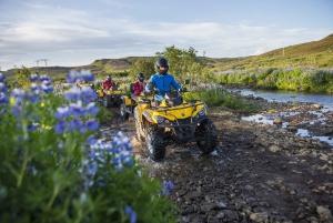 Reykjavik: ATV Reykjavik Peaks Half-Day Tour