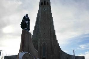 Reykjavik: City Walk with Lunch
