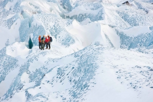 Reykjavík Combo Trip: Glacier Hiking & Ice Climbing Day-Tour