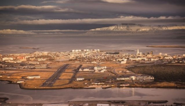 Reykjavík Domestic and International Airport