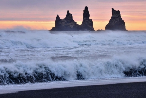 Reykjavik: Glacier Lagoon and South Coast Small Group Tour