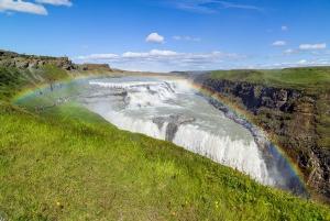 Reykjavik: Golden Circle and Black Beach ATV Tour