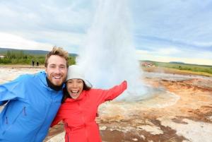 Reykjavik: Golden Circle and Secret Lagoon Private Tour
