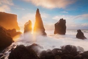 Reykjavik: Golden Circle, Blue Lagoon, and Reykjanes Tour