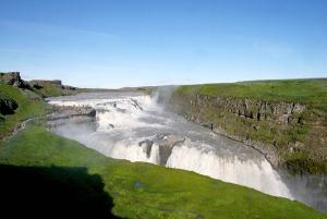 Reykjavik: Golden Circle Tour & Snorkeling with Free Photos
