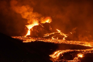 Reykjavik: Hiking Tour to Iceland's Newest Active Volcano