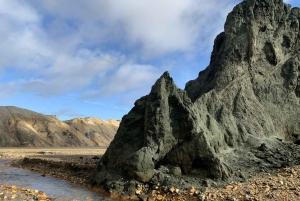 Reykjavik: Landmannalaugar & Hekla Private Super Jeep Tour