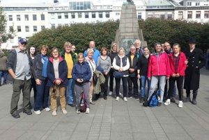 Reykjavik: Private 2-Hour Downtown Walking Tour