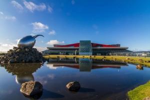 Reykjavik: Self-Drive Airport Transfer by Rental Car