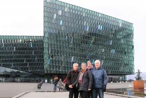 Reykjavik: Sightseeing Walking Tour with a Viking