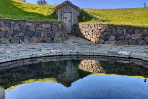 Reykjavik: Silver Circle, Canyon Baths, and Waterfalls Tour
