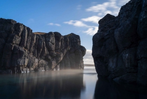 Reykjavik: Sky Lagoon Admission Including Transfer