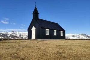 Reykjavik: Small-Group Snæfellsnes Day Trip