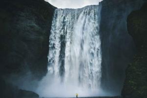 Reykjavik: South Coast Glacier, Waterfalls, and Skyr Factory