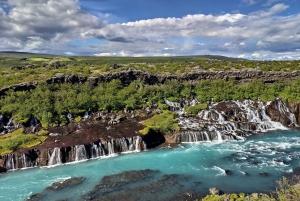 Silver Circle, Canyon Baths, and Waterfalls Tour