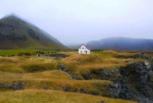 Snaefellsnes Peninsula and Kirkjufell Small-Group Tour