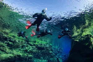 Snorkeling in Silfra Fissure - Small Group Adventure