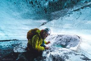 South Coast and Katla Natural Ice Cave Tour