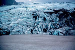 South Coast Glacier, Waterfalls, and Skyr Factory