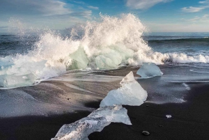 South Coast & Jökulsárlón Glacial Lagoon