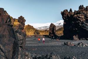 The Wonders of Snæfellsnes Peninsula