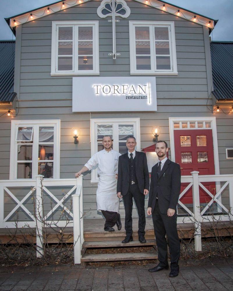 Torfan Restaurant in Reykjavik | My Guide Reykjavik