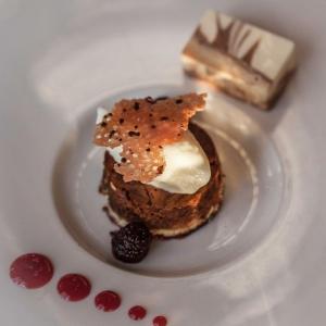 Don't forget dessert! Restaurant Torfan