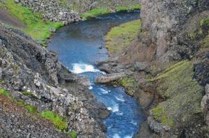 Trollafoss River