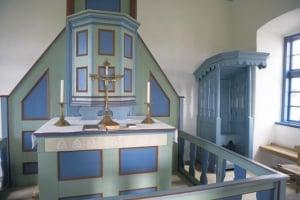 Videy church