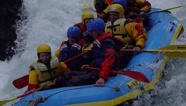 White Water activity tours