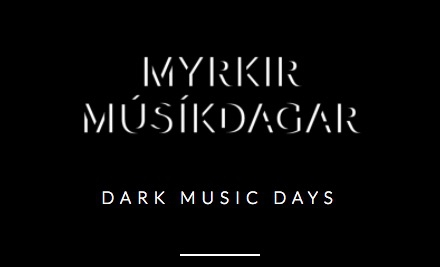 Dark Music Days 2017