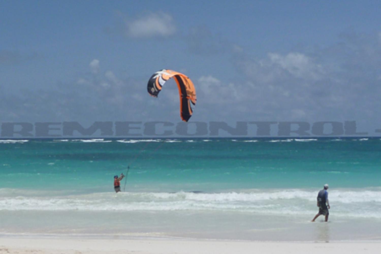 6-Hour Kiteboarding Lesson at Tulum Beach