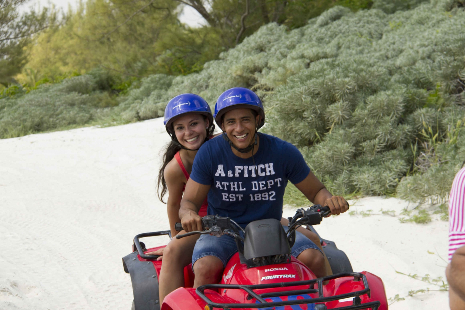 ATV and Speed Boat Adventure from Cancun and Riviera Maya