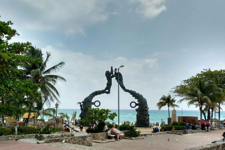 Cancun: Playa del Carmen Self-Guided 5th Avenue Tour
